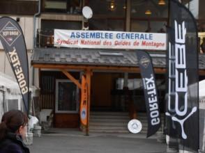 AG du Syndicat des Guides de Montagne 2011