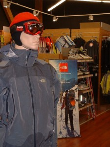 Opération The North Face Sport 2000 Bassens